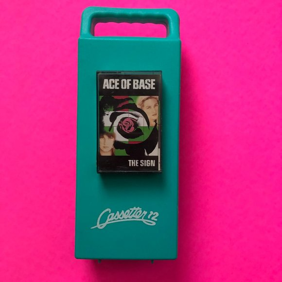 ACE OF BASE The Sign Cassette